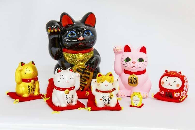 maneki neko gato bobtail japones